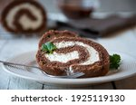 Swiss Roll Cake  Delicious...