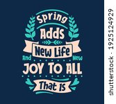 easter day typography quotes... | Shutterstock .eps vector #1925124929