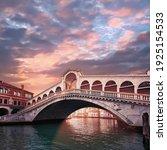 Rialto Bridge On The Grand...