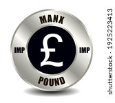isle of man money icon isolated ...   Shutterstock .eps vector #1925223413