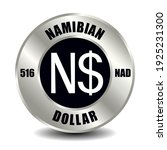 namibia money icon isolated on...   Shutterstock .eps vector #1925231300