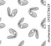 beautiful seamless pattern of...   Shutterstock .eps vector #1925278619