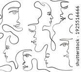seamless pattern abstract... | Shutterstock .eps vector #1925516666