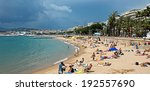 cannes  france   may 6  people... | Shutterstock . vector #192557690