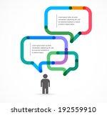 Speech Bubble Concept...