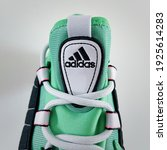 Small photo of Shanghai, China - 27 February 2021: Adidas FYW Secant