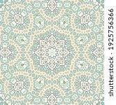 tile azulejos mosaic seamless... | Shutterstock .eps vector #1925756366