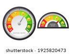 scale is meter mood and... | Shutterstock .eps vector #1925820473