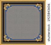 bandana  pocket square range... | Shutterstock .eps vector #1925843606
