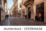 Rome  Italy   February 25  2021 ...