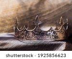 Men royal medevial crown ...