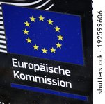 circa april 2014   berlin  the... | Shutterstock . vector #192599606