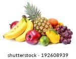 fresh fruit | Shutterstock . vector #192608939
