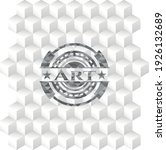 art grey icon or emblem with... | Shutterstock .eps vector #1926132689