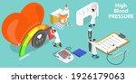 3d isometric fla conceptual... | Shutterstock . vector #1926179063