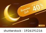 Ramadhan Sale Design  Suitable...