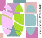 modern vector abstract... | Shutterstock .eps vector #1926308780