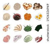 traditional japanese or korean... | Shutterstock .eps vector #1926326969
