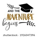 and the adventure begins...   Shutterstock .eps vector #1926347396