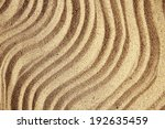 A Background Of Sand With...