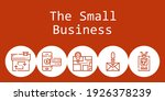 the small business background...