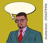 african businessman. a... | Shutterstock .eps vector #1926379496