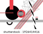 abstract multi colored... | Shutterstock .eps vector #1926414416