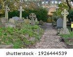 English Churchyard Gravestones...