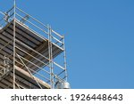 Construction Scaffolding...