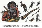 australia.  ethnic australian... | Shutterstock .eps vector #1926543503