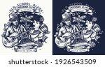 blues music. musical legend ...   Shutterstock .eps vector #1926543509