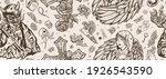 angel and demon seamless... | Shutterstock .eps vector #1926543590