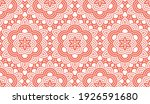 flower geometric pattern.... | Shutterstock .eps vector #1926591680
