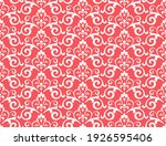 flower geometric pattern.... | Shutterstock .eps vector #1926595406
