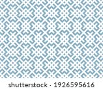 abstract geometric pattern. a... | Shutterstock .eps vector #1926595616