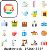 handle collection vector icons... | Shutterstock .eps vector #1926648989