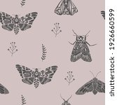 seamless pattern with...   Shutterstock .eps vector #1926660599