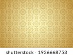 thai art and asian style luxury ... | Shutterstock .eps vector #1926668753