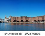panoramic view of liverpool's...