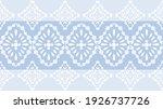 flower damask ornate seamless... | Shutterstock .eps vector #1926737726