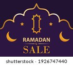 Ramadan Sale  Web Header And...