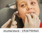 Preschooler Child Is At Dentist ...