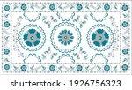 suzane   orient pattern carpet  ...   Shutterstock .eps vector #1926756323
