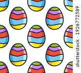 colored seamless pattern.... | Shutterstock .eps vector #1926772589
