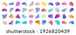 abstract blotch shape. liquid... | Shutterstock .eps vector #1926820439