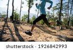 Fitness Woman Trail Runner...