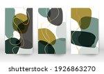 set of geometric shapes.... | Shutterstock .eps vector #1926863270