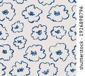 modern minimalistic seamless... | Shutterstock .eps vector #1926898796