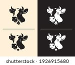 set of silhouettes of a head of ... | Shutterstock .eps vector #1926915680