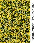 abstract watercolor strokes as... | Shutterstock . vector #1926926489